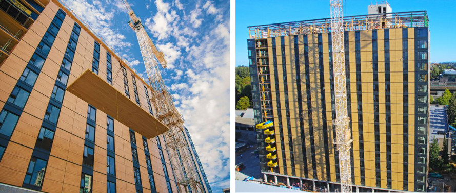 Cross Laminated Timber Build It With Wood